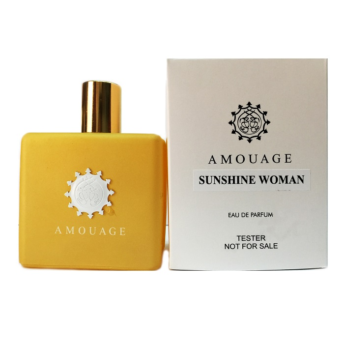 Тестер Sunshine Woman Amouage