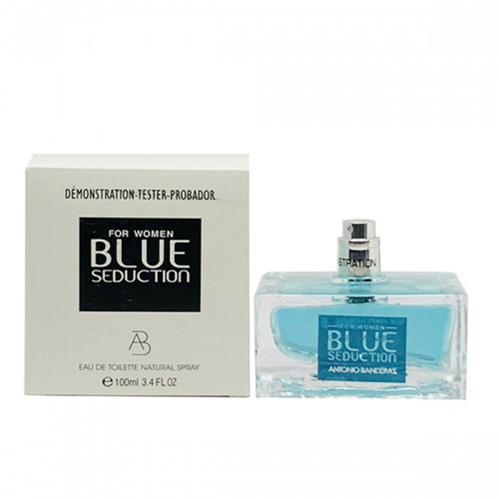 Тестер Antonio Banderas Blue Seduction For Woman