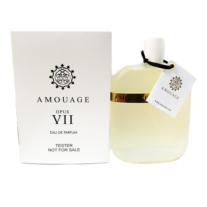 Тестер The Library Collection Opus VII Amouage