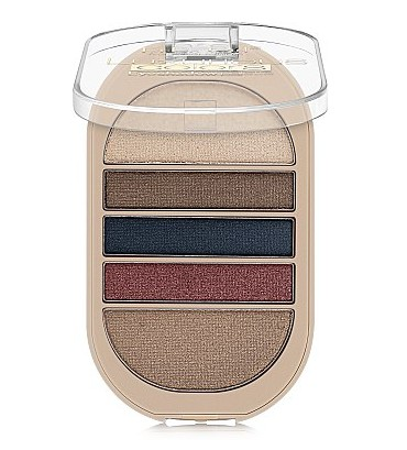 Тени для век DoDo Girl Luxurious Colors Eyeshadow Palette 4 цвета (Тон 03)
