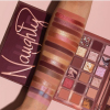 Тени для глаз Huda Beauty Naughty Nude Eyeshadow Palette 18 цветjd