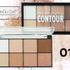 Палетка сухих корректоров и хайлайтеров DoDo Girl Matte&Highlighting Contour 8 цветов Тон 01