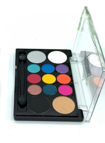 Тени Iman Of Noble Professional Make-up Eyeshadow (тон 01)