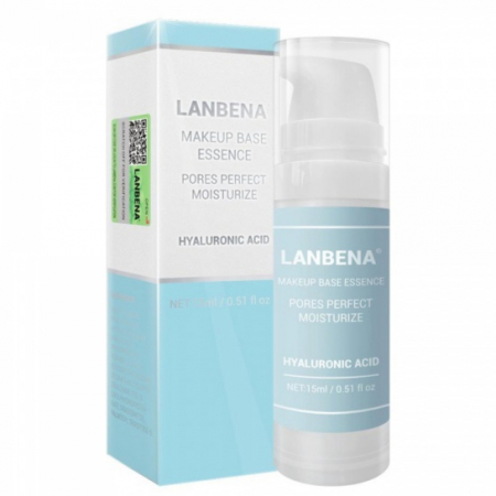 Праймер под макияж LANBENA makeup Base essence Hyaluronic Acid  15мл