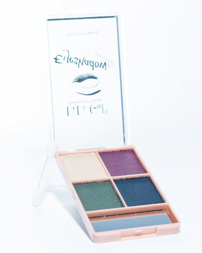 Тени для век DoDo Girl Eyeshadow Palette 4 Color тон 02