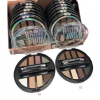 Набор для бровей Seven Cool Eyebrow And Shadow Powder тон 02