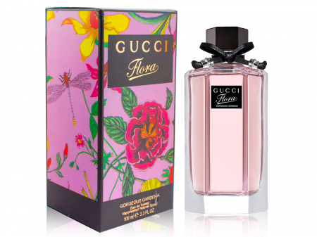 Gucci Flora by Gucci Gorgeous Gardenia EDT 100мл